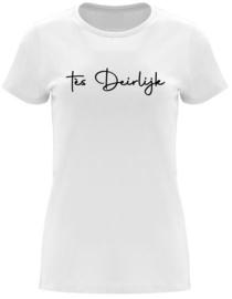 T-shirt Woman - tès Deirlijk -