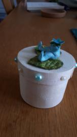 'Little fairy' memorie box
