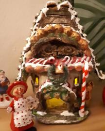 "Sfeerlichtje ""Santa s Cookies Bakery"""