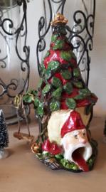 Santas Elfen Workshop Fantasie sfeerlichtje