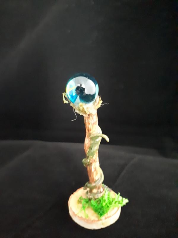 Waarzeggers Glazen bol
