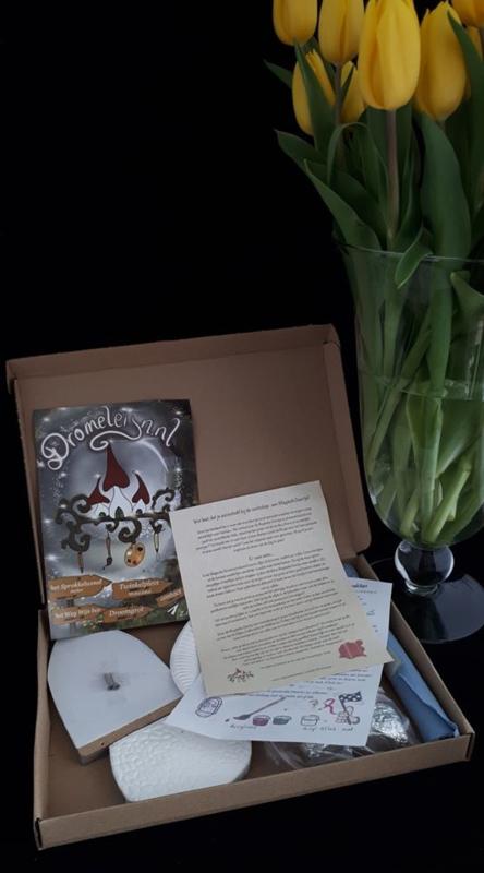 DIY workshop pakket Magische Deurtje