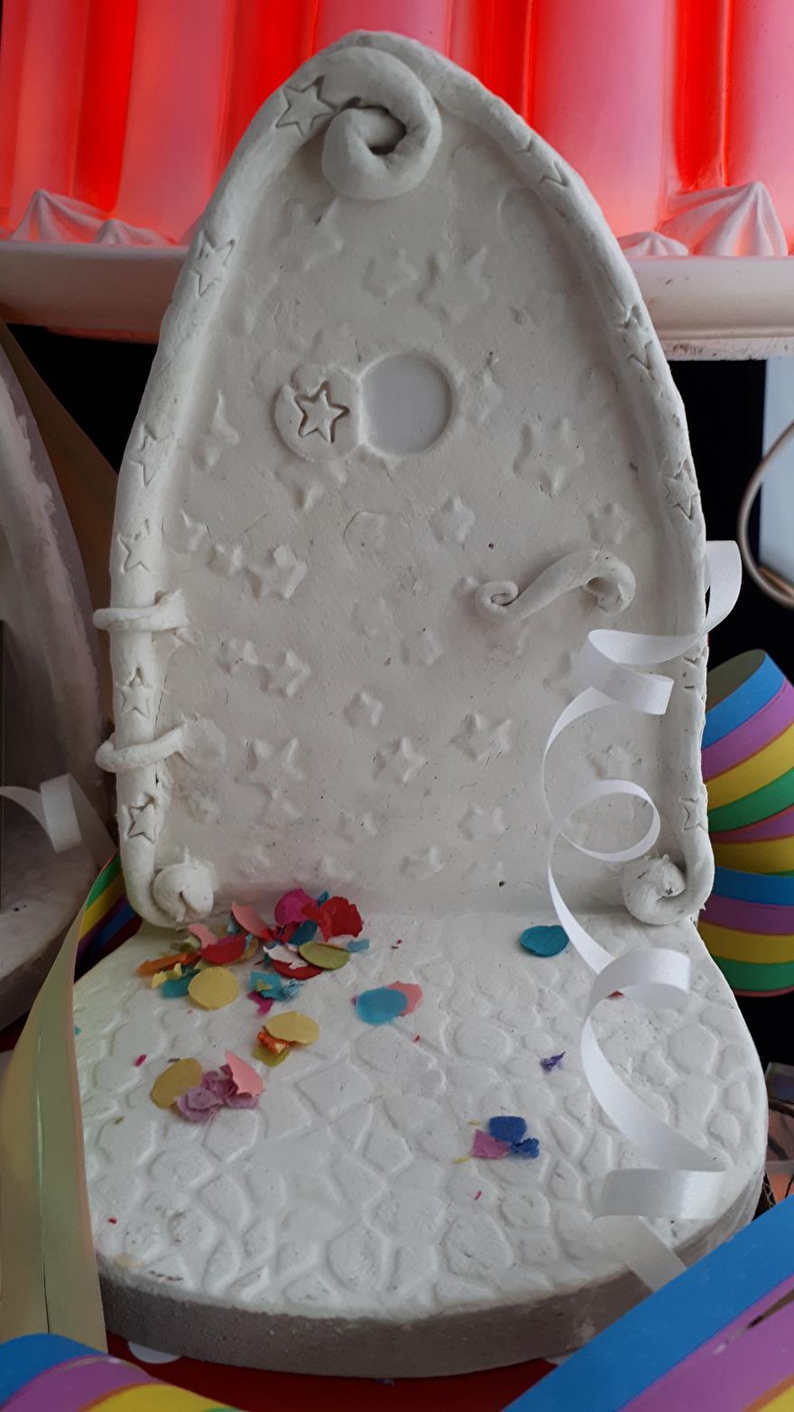 kinderfeest deurtje model 2
