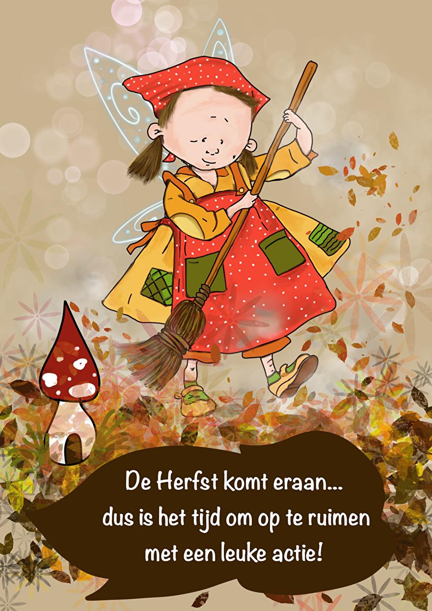 herfst actie