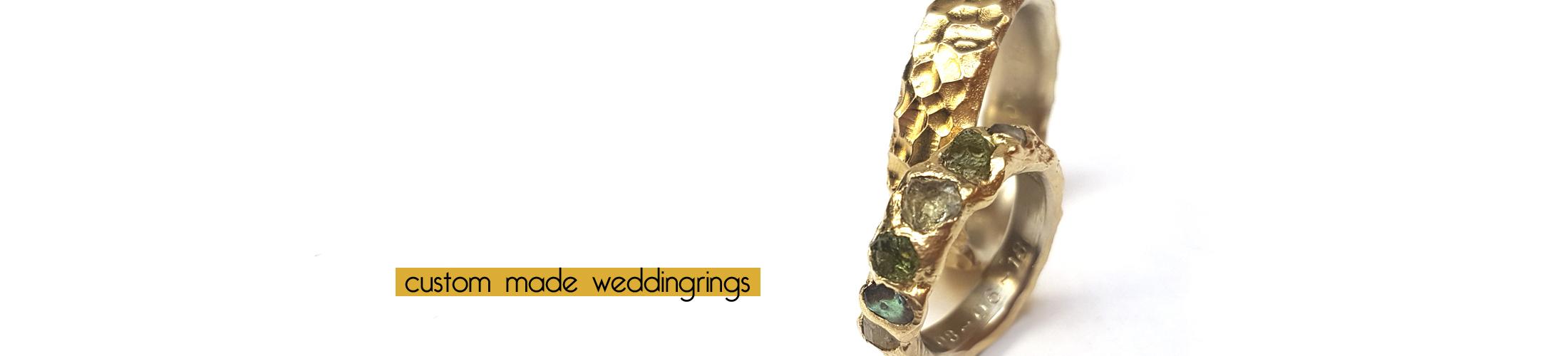 custom made weddingrings