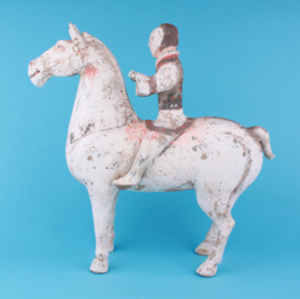 Han horse with rider