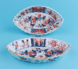 A pair Kangxi patti pans