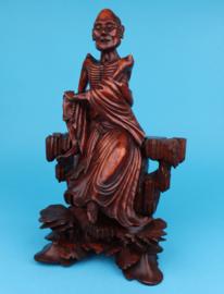 Qing beeld Lohan