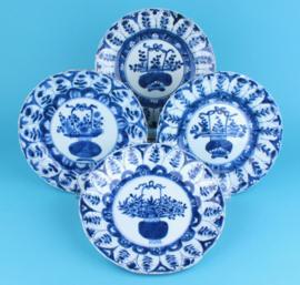Vier Kangxi borden
