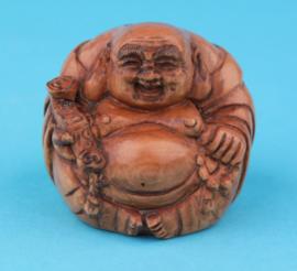 Netsuke Boeddha