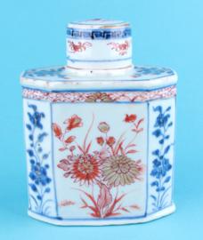 Kangxi tea-caddy