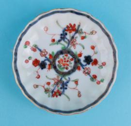 Qianlong kop en schotels