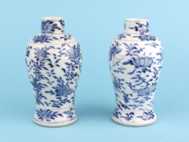 Set of Qing vases