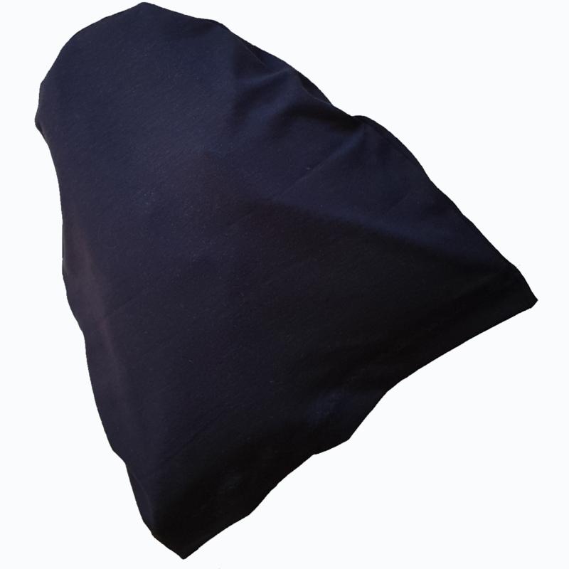 Slaapmutsje  Bamboe Donkerblauw