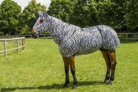 Equi Thème Anti Eczeemdeken zebra