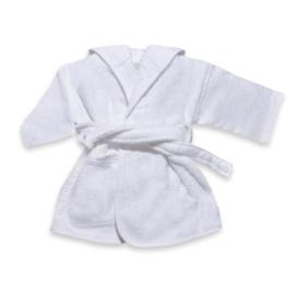 badjas wit 0-12 maanden