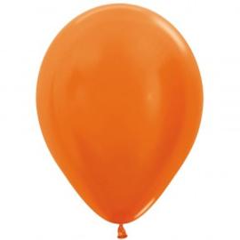 mettalic oranje