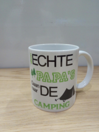 papa camping