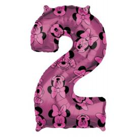 cijfer 2 Minnie