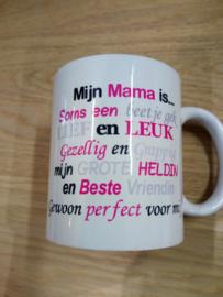 mijn mama is
