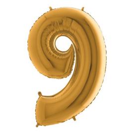 cijfer 9 goud