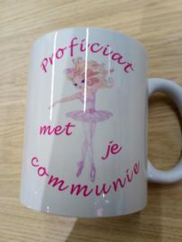 ballerina communie