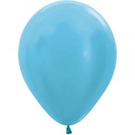 parelmoer blauw