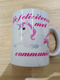 unicorn communie