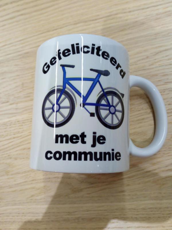 fiets communie