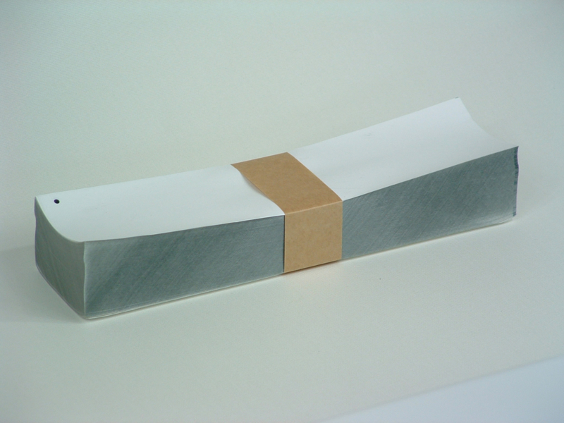 Printpapier Monroe schokdemper tester