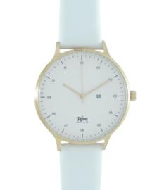 Tyno classic Rosé goud wit 201-004 wit
