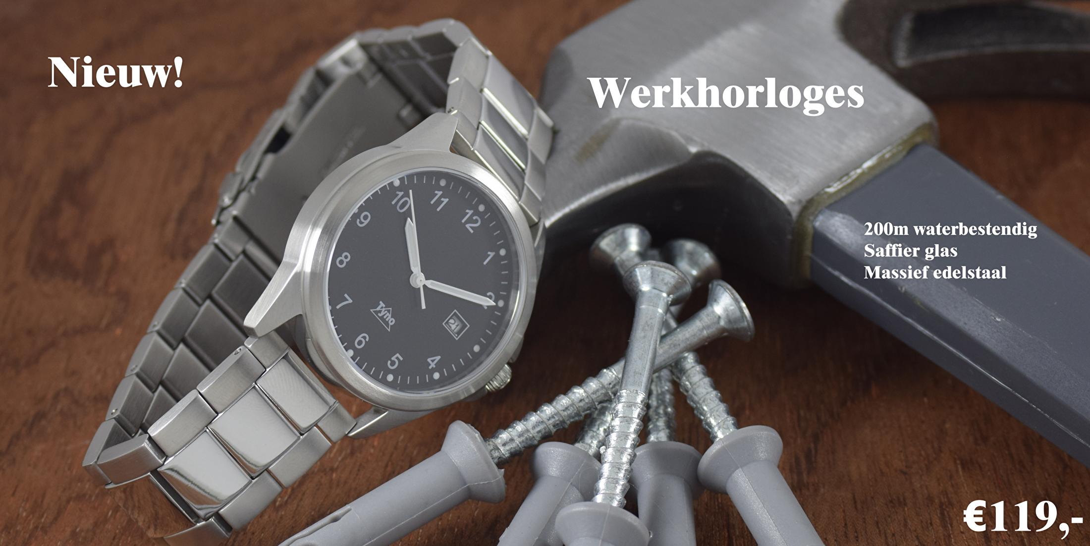 Tyno 201-011 Werkhorloges