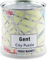 Magneet puzzel Gent