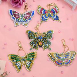 5 Vlinders