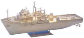 Matchmodeller Oil Rig Support Vessel