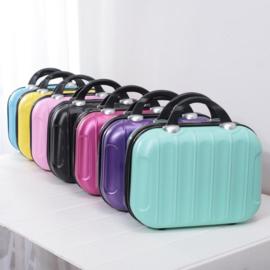 koffer met 132 potjes