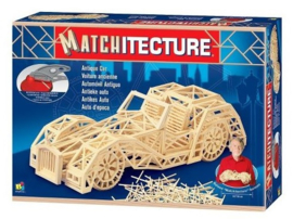 Matchitecture Antique car