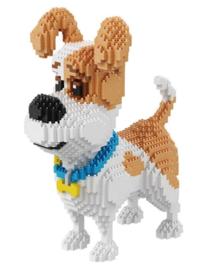 Diamond blocks - hond