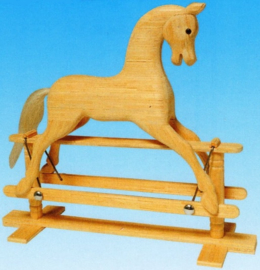 Craft kit Rocking horse