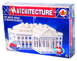 Matchitecture White House