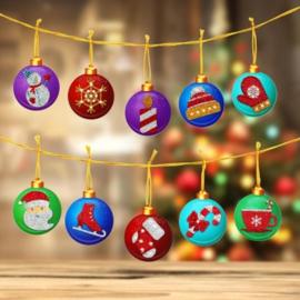 Guirlandes de Noël et de fête