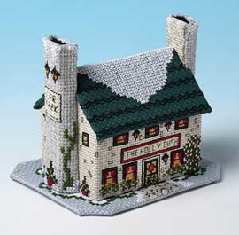 Winter Village - Holly Bush Inn