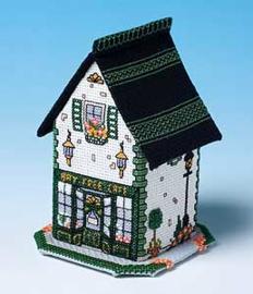 Miniature Shops - The Bay Tree Café