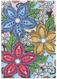 Notebook - bloemen