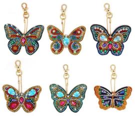 6 Vlinders