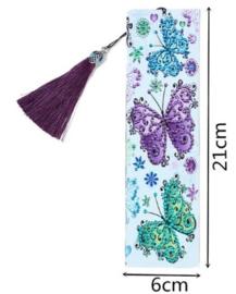 Bladwijzer  - vlinders