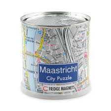 Magneet puzzel Maastricht