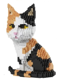 Diamond blocks - lapjes kat
