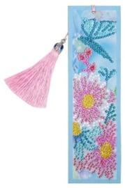 Bladwijzer - bloemen