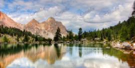 Dolomites Lac